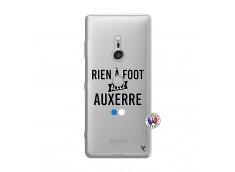 Coque Sony Xperia XZ3 Rien A Foot Allez Auxerre
