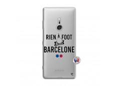 Coque Sony Xperia XZ3 Rien A Foot Allez Barcelone