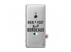 Coque Sony Xperia XZ3 Rien A Foot Allez Bordeaux