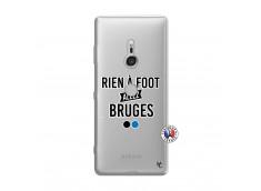 Coque Sony Xperia XZ3 Rien A Foot Allez Bruges