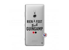 Coque Sony Xperia XZ3 Rien A Foot Allez Guingamp