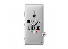 Coque Sony Xperia XZ3 Rien A Foot Allez L'Italie