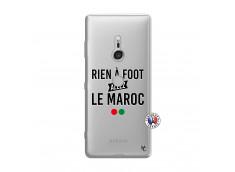 Coque Sony Xperia XZ3 Rien A Foot Allez Le Maroc