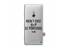 Coque Sony Xperia XZ3 Rien A Foot Allez Le Portugal
