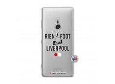 Coque Sony Xperia XZ3 Rien A Foot Allez Liverpool
