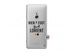 Coque Sony Xperia XZ3 Rien A Foot Allez Lorient