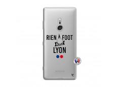 Coque Sony Xperia XZ3 Rien A Foot Allez Lyon