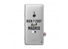 Coque Sony Xperia XZ3 Rien A Foot Allez Madrid
