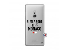 Coque Sony Xperia XZ3 Rien A Foot Allez Monaco