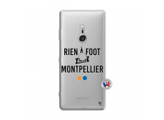 Coque Sony Xperia XZ3 Rien A Foot Allez Montpellier