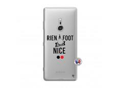 Coque Sony Xperia XZ3 Rien A Foot Allez Nice