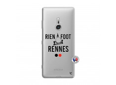 Coque Sony Xperia XZ3 Rien A Foot Allez Rennes