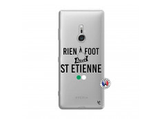 Coque Sony Xperia XZ3 Rien A Foot Allez St Etienne