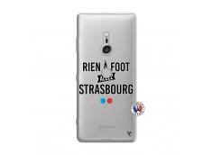 Coque Sony Xperia XZ3 Rien A Foot Allez Strasbourg