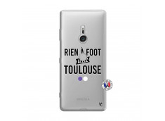 Coque Sony Xperia XZ3 Rien A Foot Allez Toulouse