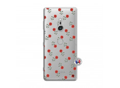 Coque Sony Xperia XZ3 Rose Pattern