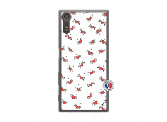Coque Sony Xperia XZ Cartoon Heart Translu