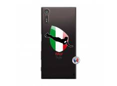 Coque Sony Xperia XZ Coupe du Monde Rugby-Italy