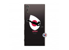 Coque Sony Xperia XZ Coupe du Monde Rugby-Japan