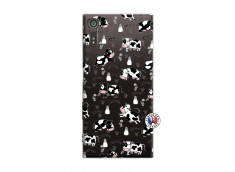 Coque Sony Xperia XZ Cow Pattern