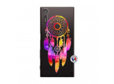 Coque Sony Xperia XZ Dreamcatcher Rainbow Feathers