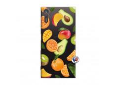Coque Sony Xperia XZ Salade de Fruits