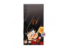 Coque Sony Xperia XZ Goku Impact