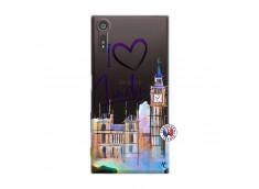 Coque Sony Xperia XZ I Love London