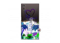Coque Sony Xperia XZ I Love Miami