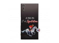 Coque Sony Xperia XZ Je Peux Pas J Ai Equitation