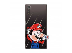 Coque Sony Xperia XZ Mario Impact