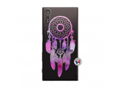 Coque Sony Xperia XZ Purple Dreamcatcher