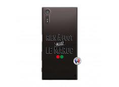 Coque Sony Xperia XZ Rien A Foot Allez Le Maroc