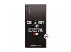 Coque Sony Xperia XZ Rien A Foot Allez Liverpool