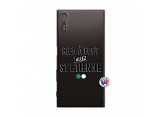 Coque Sony Xperia XZ Rien A Foot Allez St Etienne