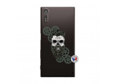 Coque Sony Xperia XZ Skull Hipster