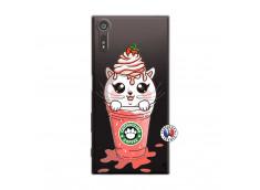 Coque Sony Xperia XZ Catpucino Ice Cream
