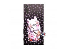 Coque Sony Xperia XZ Smoothie Cat