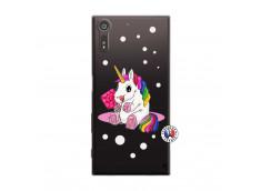 Coque Sony Xperia XZ Sweet Baby Licorne