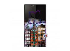 Coque Sony Xperia Z Ultra I Love Amsterdam