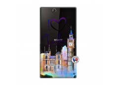 Coque Sony Xperia Z Ultra I Love London