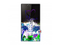 Coque Sony Xperia Z Ultra I Love Miami