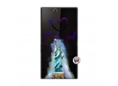 Coque Sony Xperia Z Ultra I Love New York