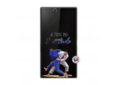 Coque Sony Xperia Z Ultra Je peux pas j'ai Judo