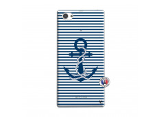 Coque Sony Xperia Z1 Compact Ancre