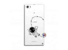Coque Sony Xperia Z1 Compact Astro Girl