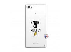 Coque Sony Xperia Z1 Compact Bandes De Moldus