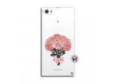 Coque Sony Xperia Z1 Compact Bouquet de Roses