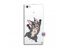 Coque Sony Xperia Z1 Compact Dog Impact