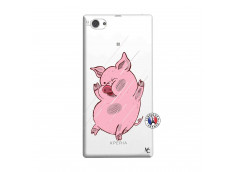 Coque Sony Xperia Z1 Compact Pig Impact